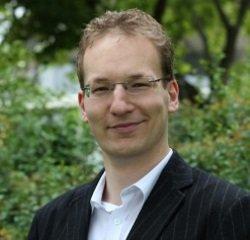 Sebastian Baumbach bei Submit e.v.